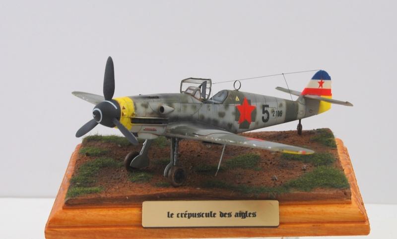 Messerschmitt Bf109 G-10 - Le crépuscule des Aigles - Revell - 1/72 Dsc_0112
