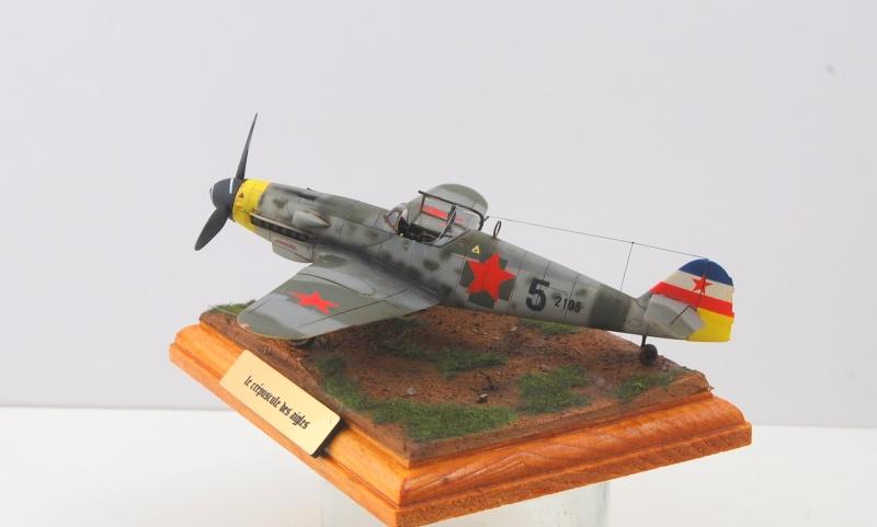 Messerschmitt Bf109 G-10 - Le crépuscule des Aigles - Revell - 1/72 Dsc_0113