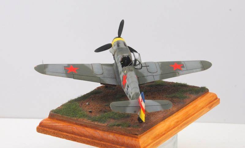 Messerschmitt Bf109 G-10 - Le crépuscule des Aigles - Revell - 1/72 Dsc_0114