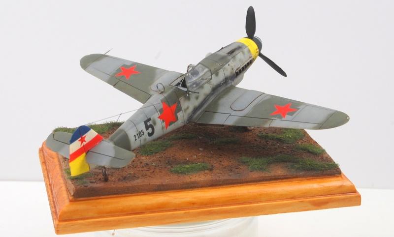 Messerschmitt Bf109 G-10 - Le crépuscule des Aigles - Revell - 1/72 Dsc_0115
