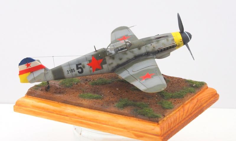 Messerschmitt Bf109 G-10 - Le crépuscule des Aigles - Revell - 1/72 Dsc_0116