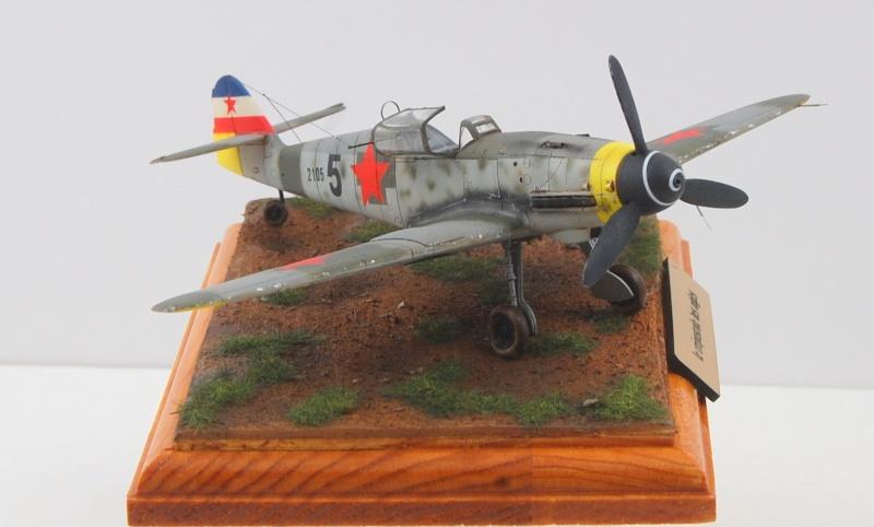 Messerschmitt Bf109 G-10 - Le crépuscule des Aigles - Revell - 1/72 Dsc_0117