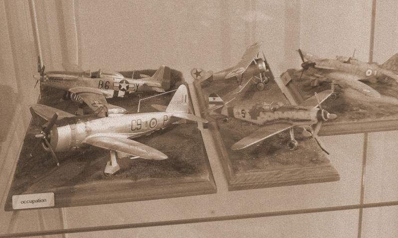 Messerschmitt Bf109 G-10 - Le crépuscule des Aigles - Revell - 1/72 Dsc_0120
