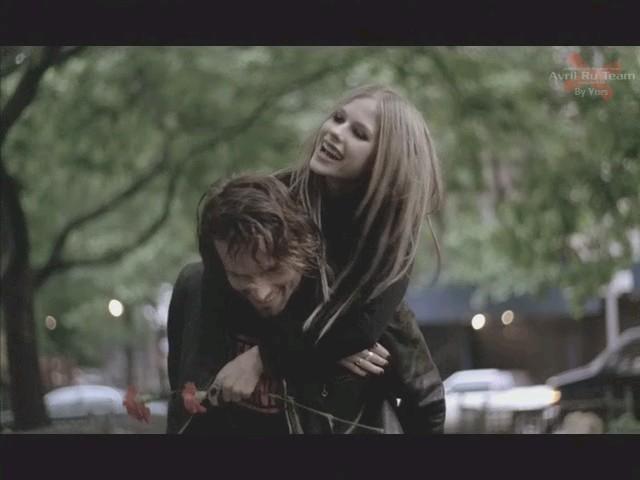 Avril Lavigne - MTV 29xvuv10