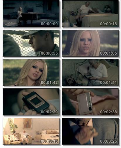 Avril Lavigne - MTV Pyqaw210