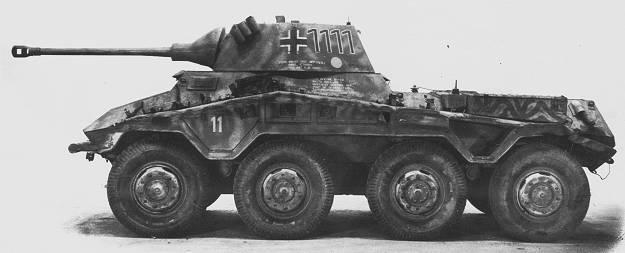"Sd.Kfz. 234/2 ""Puma"" Allemagne Image110"