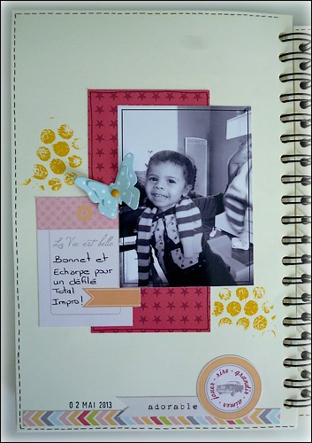 Family Diary de FANTAISY - 03/08 -p9 - Page 6 P18-210