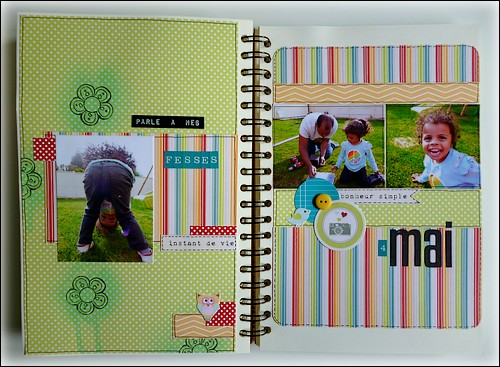 Family Diary de FANTAISY - 03/08 -p9 - Page 6 P19-110