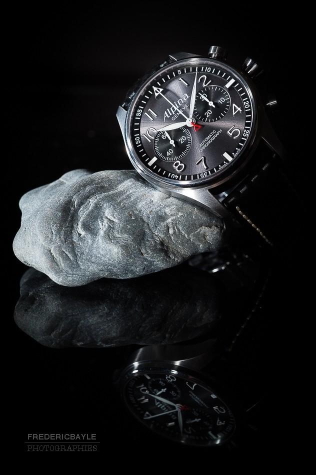 "Alpina - [Revue] Alpina Startimer Pilot Chrono ""Sunray"" Horlog11"