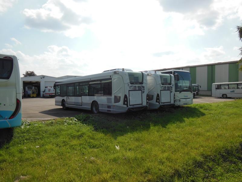 Acquisition de 16 midibus via la centrale d'achat  2014-s10