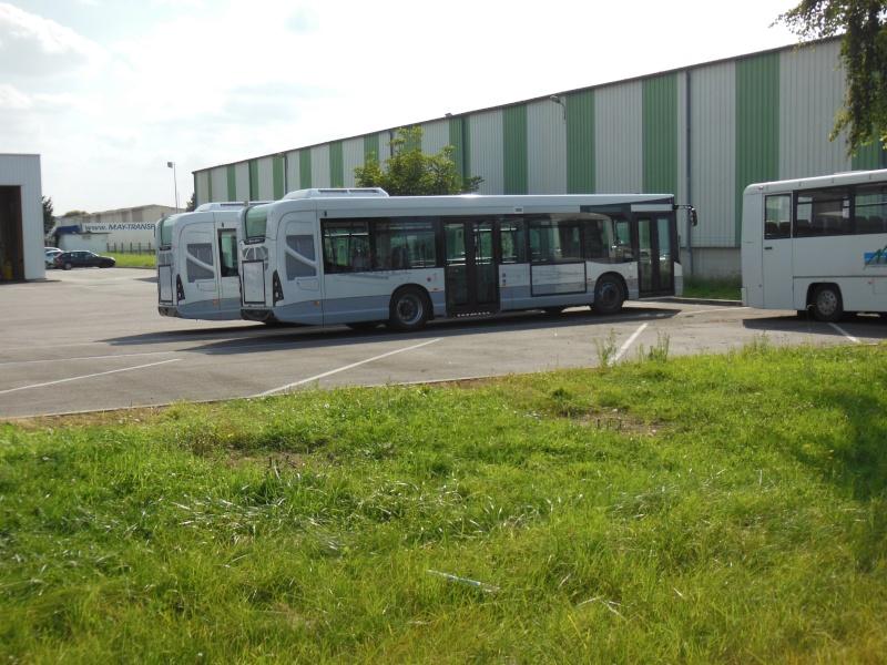 Acquisition de 16 midibus via la centrale d'achat  2014-s11