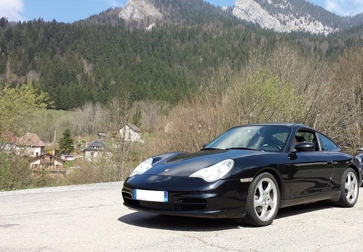 porsche 911 996 noir 3.6 320 embrayage neuf 10308410