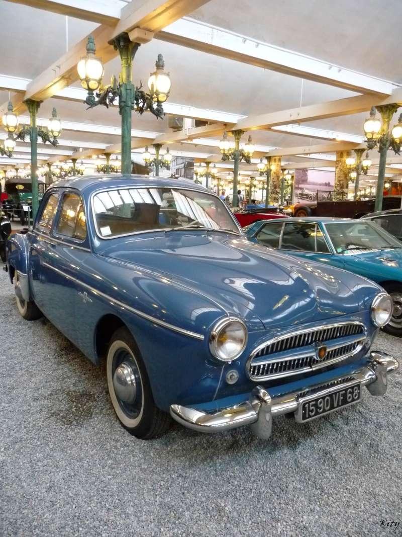 Ma visite à la Cité de l'auto de Mulhouse - Page 15 P1030211