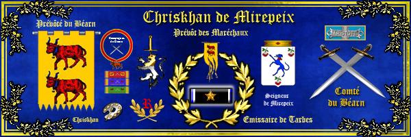 La Galerie d'Armes des Châtelains Chrisk10