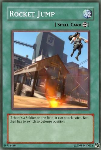 TF2 Yu Gi Oh Rocket10