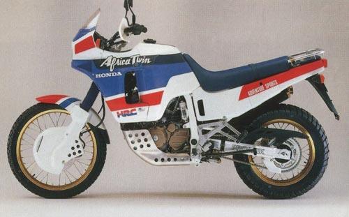 L'historique des moteurs en V Honda 4_afri10