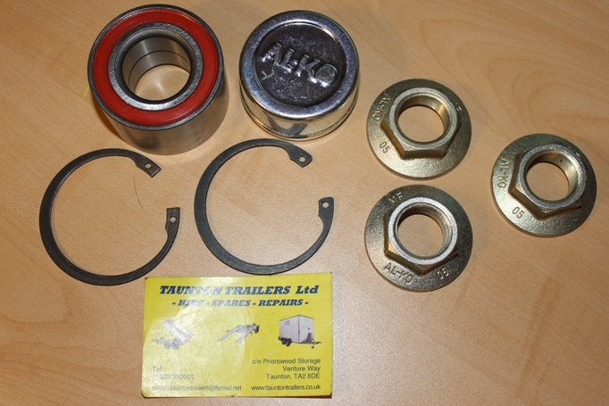 Bearings de roue des Tab Kit_be10