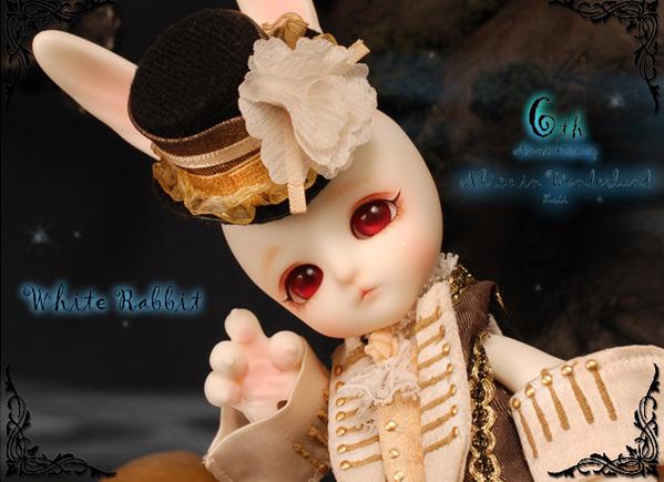 Yellow - Limited Alice In Wonderland ver. White Rabbit Yelllo12