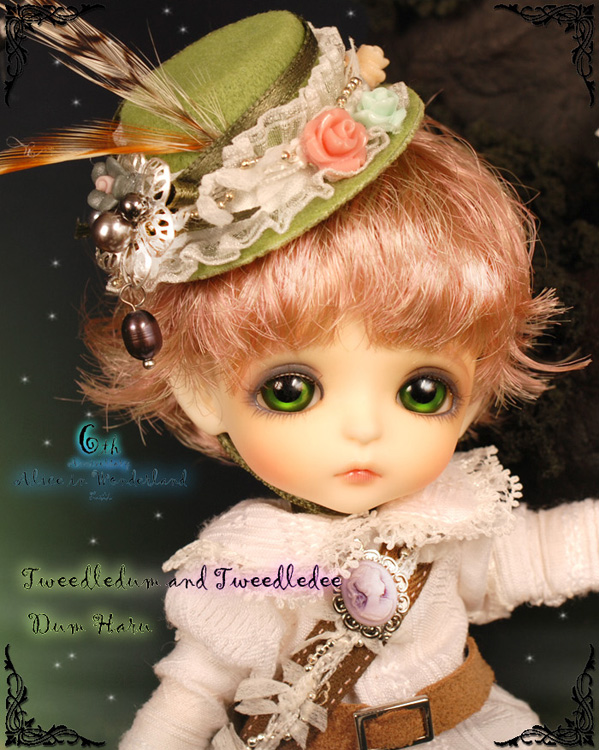 Yellow - Limited Alice In Wonderland ver. Tweedledum Haru Yelllo14