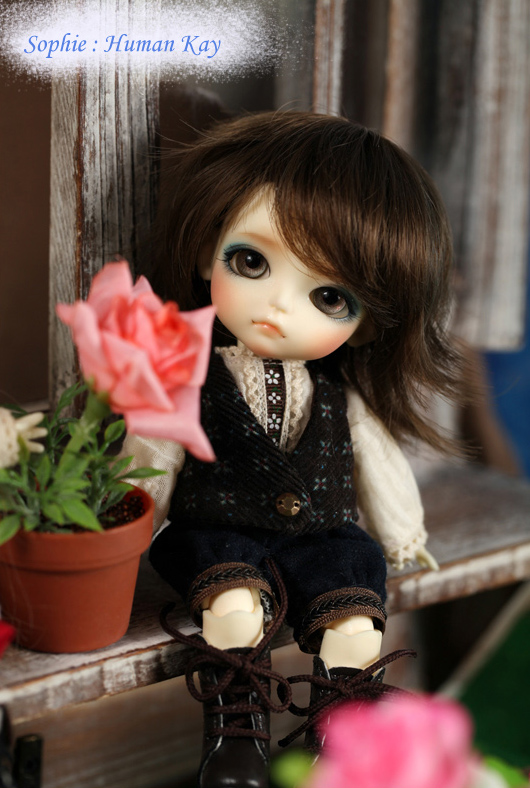 Yellow - Limited The Snow Queen ver. Sophie [Human Kay] Yellow75