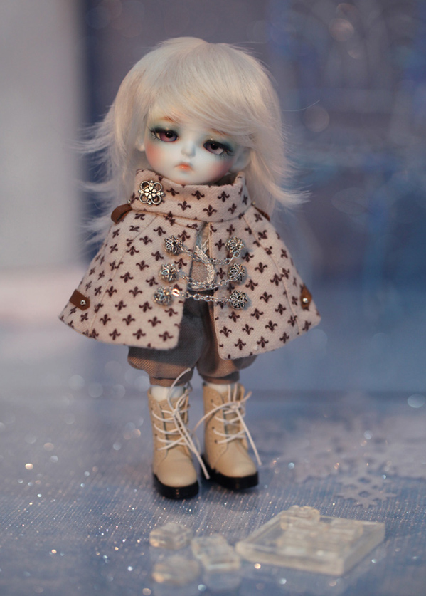 Yellow - Limited The Snow Queen ver. Mystic Sophie [Ice Kay] Yellow76
