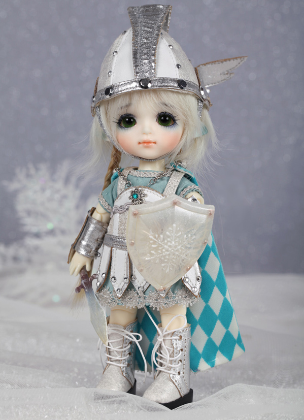 Yellow - Limited The Snow Queen ver. Elf Byurl [Snow Soldier] Yellow79
