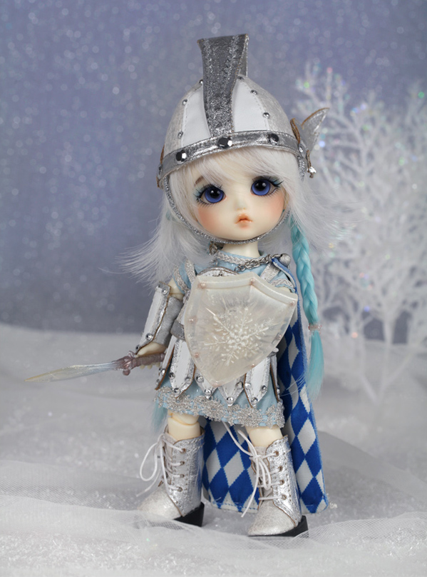 Yellow - Limited The Snow Queen ver. Elf Pero [Snow Soldier] Yellow80