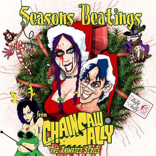 """Nicholas prête sa voix à un personnage dans """"Chainsaw Sally"""" 10885410"""