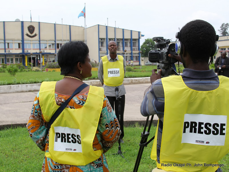 Journalistes en danger. Ixchdf10