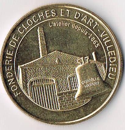 Médailles et Patrimoine (M&P) Mp_50_10