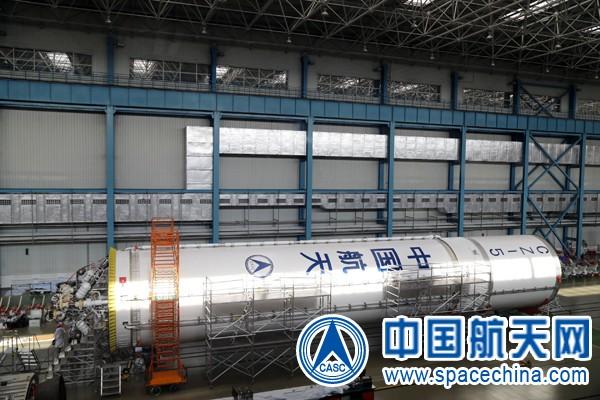 CZ-5 : Nouvelle génération de lanceur lourd - Page 8 Milita10