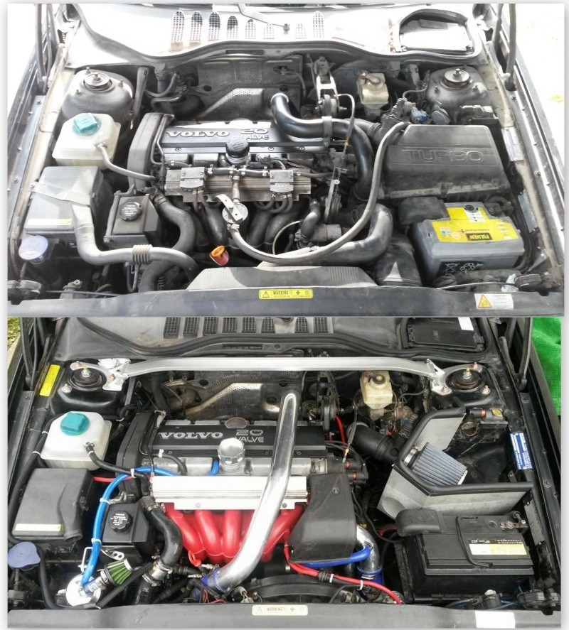 """Volvo 850 R Dit """"black Jack"""""""