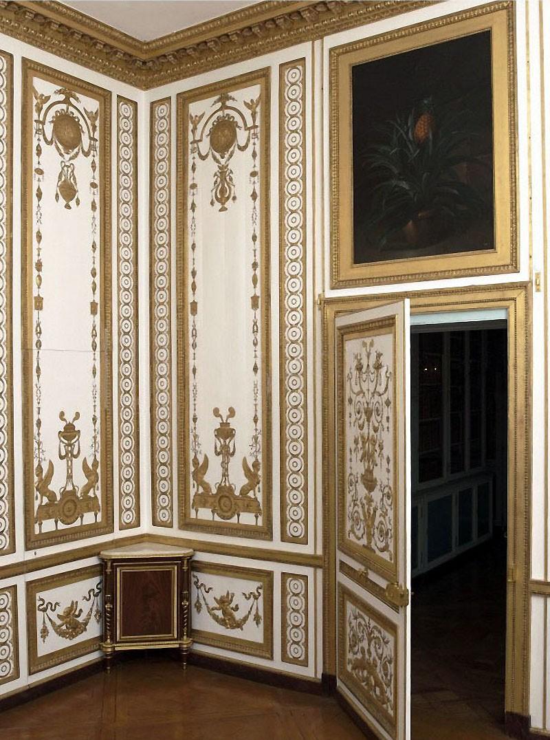 Le Cabinet doré de la Reine à Versailles 0_d16410