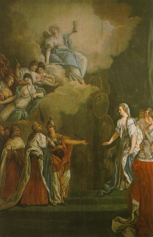 Le couronnement et le sacre de Louis XVI 11111113