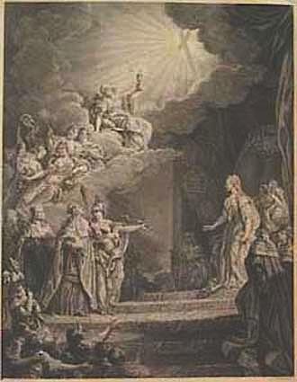 Le couronnement et le sacre de Louis XVI 22222213