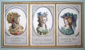 Les coiffures au XVIIIe siècle  - Page 2 3belle10