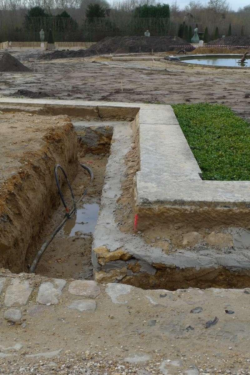 Restauration du bassin de Latone 55555511