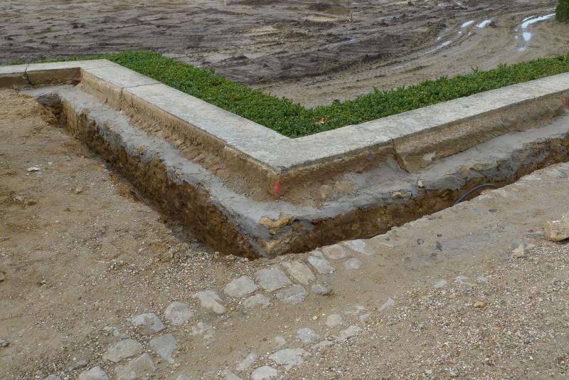 Restauration du bassin de Latone 66666610