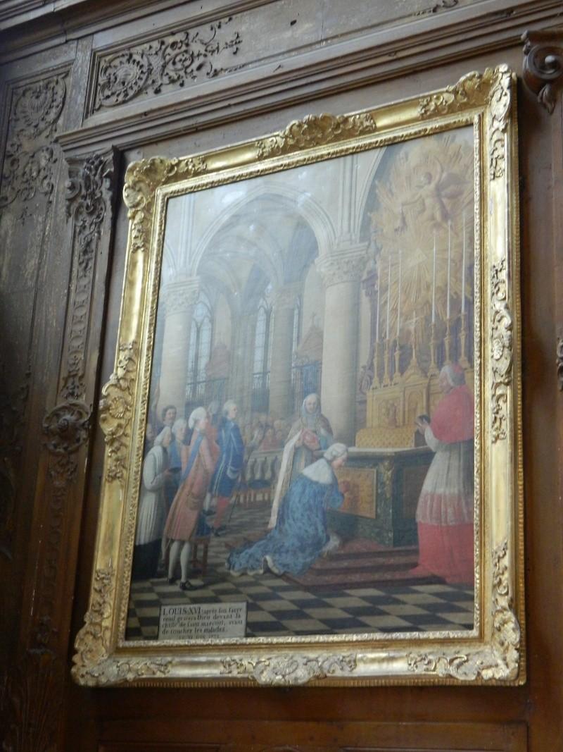 Le couronnement et le sacre de Louis XVI 77777710