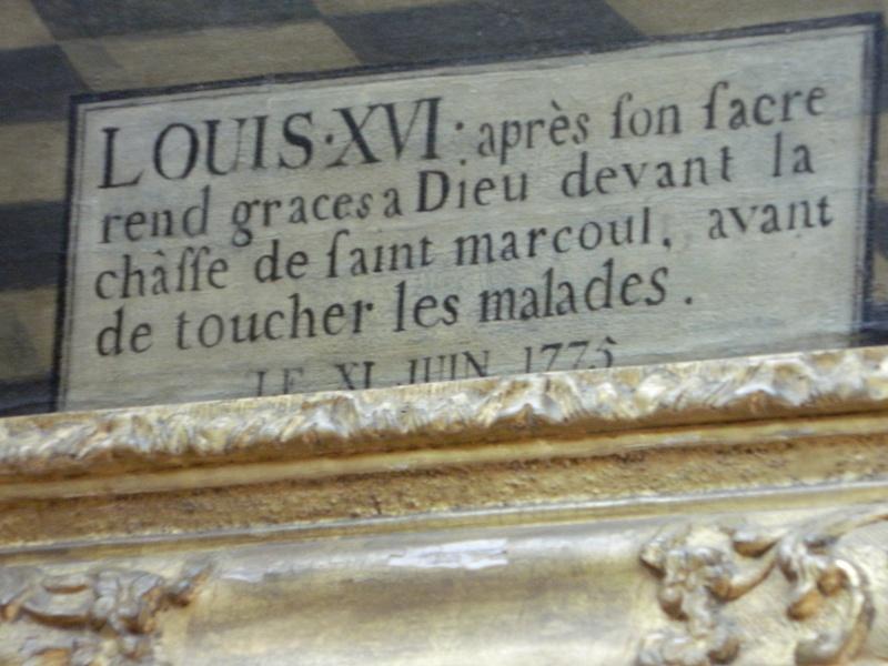 Le couronnement et le sacre de Louis XVI 88888811
