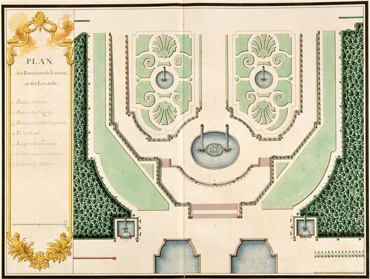 Restauration du bassin de Latone 91-00010