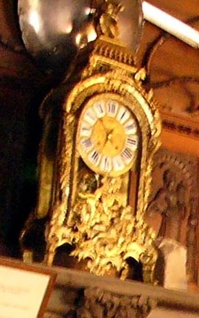 Pendules et horloges de Marie-Antoinette Abbots12