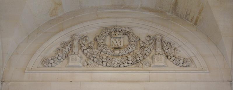 Le monogramme ou chiffre de Marie-Antoinette - Page 2 Chapel10