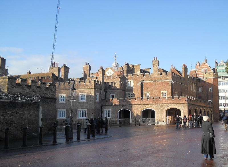 ...  à Londres, Saint-James Palace Dscn6933