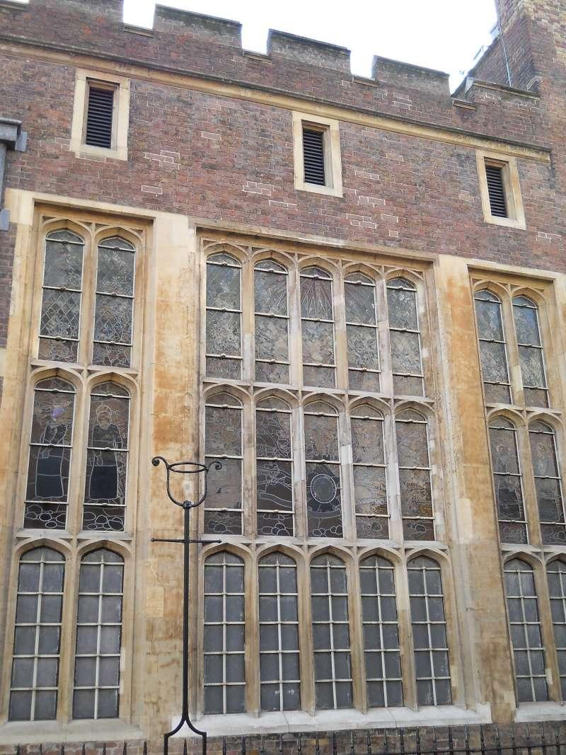 ...  à Londres, Saint-James Palace Dscn6938