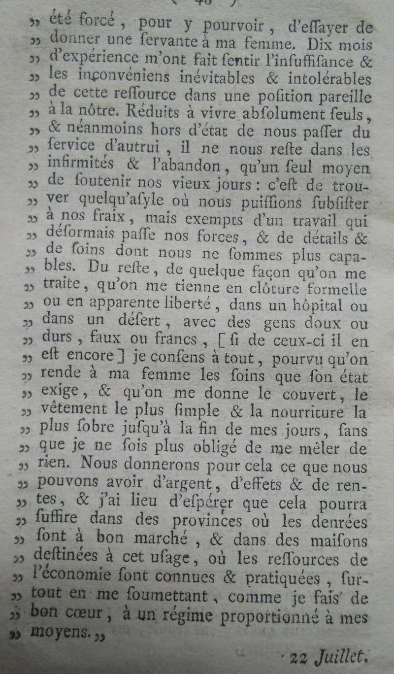 La mort de Jean-Jacques Rousseau Memoir97