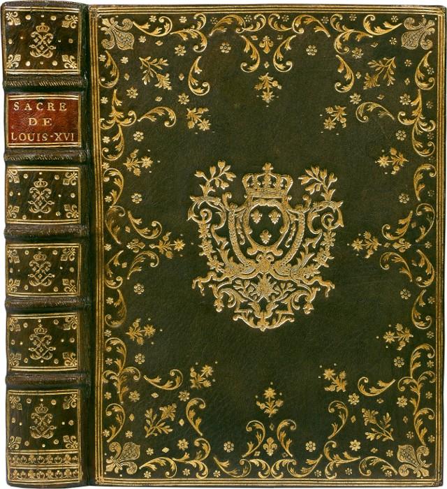 Le couronnement et le sacre de Louis XVI Patas_11