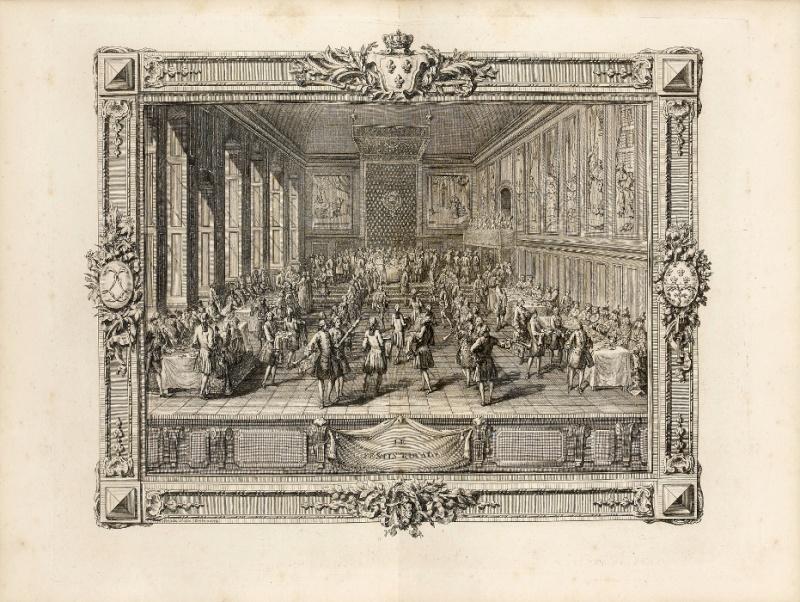 Le couronnement et le sacre de Louis XVI Patas_12