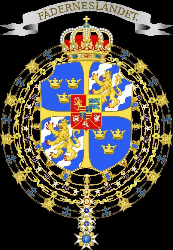 Le roi Gustave III  de Suède Serafi10