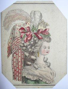 Les coiffures au XVIIIe siècle  - Page 2 Unecoi10